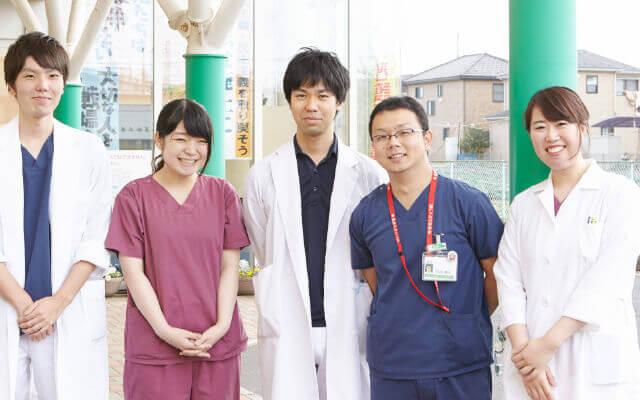 千葉民医連 研修医・医学生サイト(船橋二和病院・千葉健生病院)